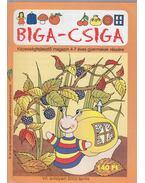 Biga-csiga VII. évfolyam 2002/Április - Kovács Zoltánné