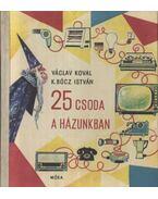 25 csoda a házunkban - Koval, Václav