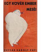 Egy kövér ember meséi (dedikált)