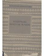 Középkori magyar írások