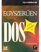 Egyszerűen DOS 6-os verzió is - Kris Jamsa