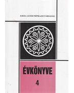 Kriza János Néprajzi Társaság Évkönyve 4.