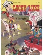 Lucky Luke 9. szám - A karaván