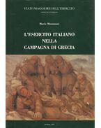 L'Esercito Italiano nella campagna di Grecia