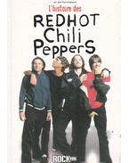 L'histoire des Redhot Chili Peppers