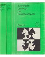 Lehrbuch der Schachendspiele I-II. - Awerbach, J