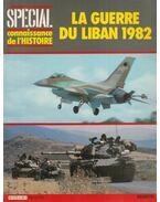 La guerre du Liban 1982