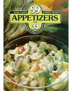 99 Appetizers with 33 Colour Photographs - Lajos Mari, Hemző Károly