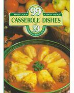 99 Casserole Dishes with 33 Colour Photographs - Lajos Mari, Hemző Károly