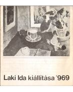 Laki Ida kiállítása '969