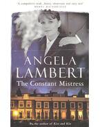 The Constant Mistress - Lambert, Angela