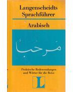 Langenscheidts Sprachführer - Arabisch