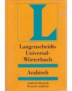 Langenscheidts Universal-Wörterbuch - Arabisch