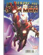 Invincible Iron Man No. 25 - Larroca, Salvador, Fraction, Matt
