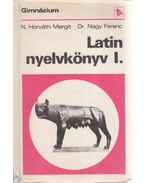 Latin nyelvkönyv I.