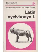 Latin nyelvkönyv I-IV.