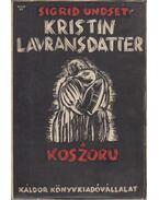 Kristin Lavransdatter I.