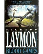 Blood Games - Laymon, Richard