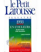Le Petit Larousse Illustré 1993