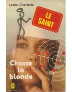 Le Saint chasse le blonde