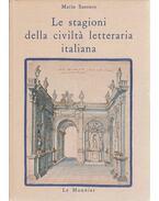 Le stagioni della civiltá letteraria italiana