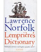 Lempiére's Dictionary