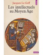 Les intellectueles au Moyen Age