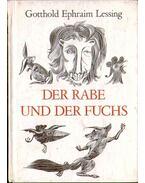 Der Rabe und der Fuchs - Lessing, Gotthold Ephraim