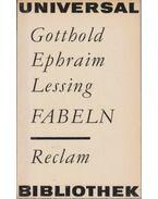 Fabeln - Lessing, Gotthold Ephraim