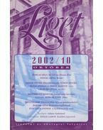 Liget 2002/10. szám - Levendel Júlia, Horgas Béla