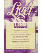 Liget 2003/2. szám - Levendel Júlia, Horgas Béla