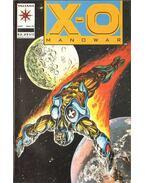 X-O Manowar Vol. 1. No. 31 - Levins, Rik, González, Jorge