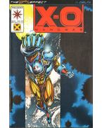 X-O Manowar Vol. 1. No. 33 - Levins, Rik, González, Jorge