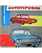 Autótípusok 1961 - Liener György