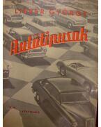 Autótípusok (1958)