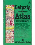 Tourist Stadtführer-Atlas Leipzig