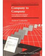 Company to Company (Student's Book) - Littlejohn, Andrew