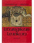 Liturgikus lexikon (dedikált)