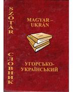 Magyar-ukrán szótár - Lizanec Péter