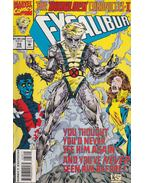 Excalibur Vol. 1. No. 78. - Lobdell, Scott, Cooper, Chris, Royle, John