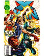 X-Man Vol. 1. No. 8 - Loeb, Jeph, Rozum, john