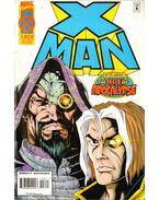 X-Man Vol. 1. No. 3 - Loeb, Jeph, Skroce, Steve