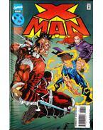 X-Man Vol. 1. No. 6 - Loeb, Jeph, Skroce, Steve