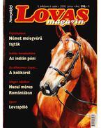 Nemzetközi Lovas magazin 2000/6.