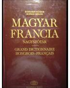 Magyar-Francia nagyszótár