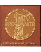Ferenczy Béni művészérmei (mini) - M. Várhelyi Vanda