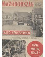 Magyarország 1976. XIII. évfolyam (hiányzik a 25. szám)