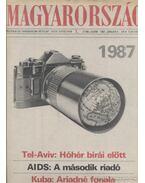 Magyarország 1987. XXIV. évfolyam ( hiányzik a 26. szám)