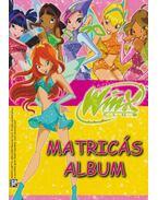 Winx Club matricás album
