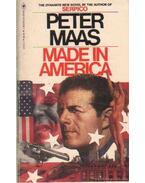 Made in America - Maas, Peter